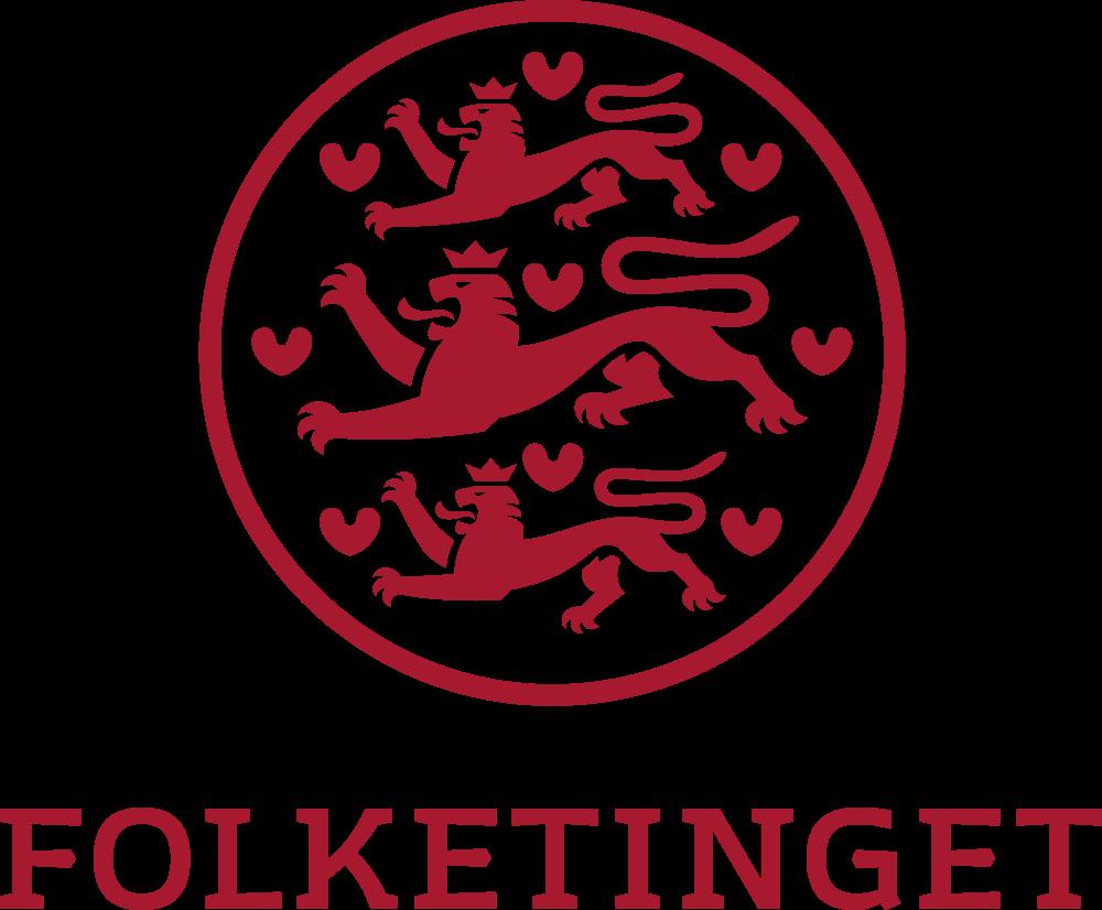 Folketinget logo